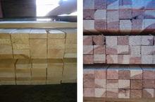 京北商会 赤松乾燥材と杉乾燥材